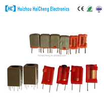 Variable molded inductor coils