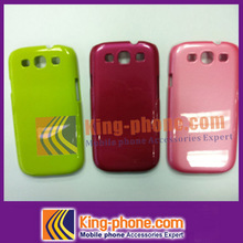 for Samsung I9300 colorful Case,pc hard case for cell phones