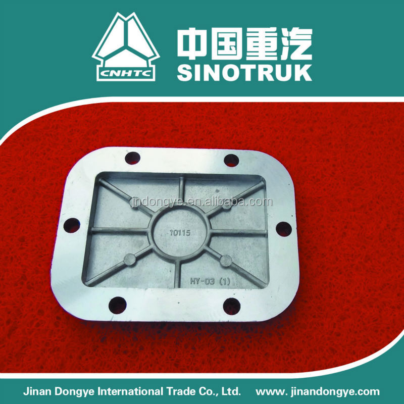 sinotruk howo transimission assy, JS130T-1701020 power take off window cover