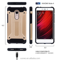Quality guarantee armor cell phone case for samsung z4, strong combo case for samsung z4