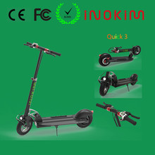 Professtional china wholesale Easy Operation Foldable 2 wheels electric motorcycle for adult