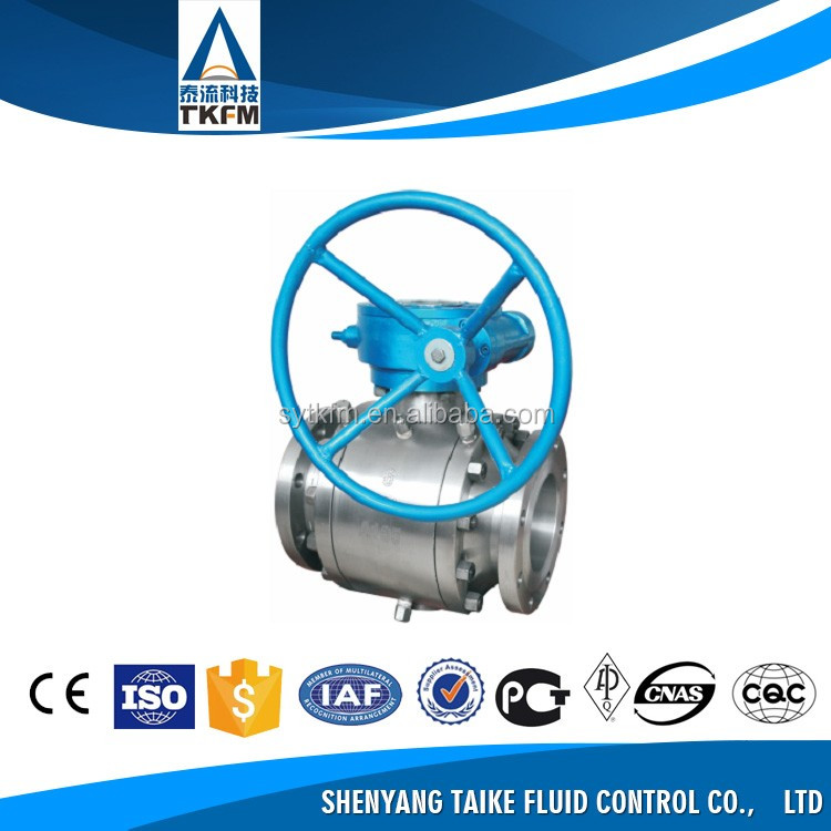Handwheel type gas and water velan carbon ball valves catalogue with ce certificate