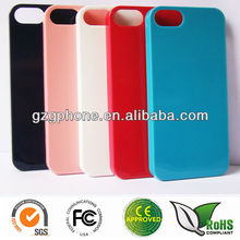 Gross hard case for iphone5/5S with scratch resistant coating