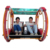 Battery 360 Angle Rotating Kids Rocking Swing Balance Leswing Leba Happy Car