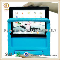 fun KidBox convertible stand&handle anti-shock EVA skin case for ipad 3