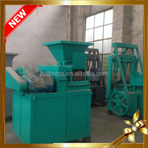 650 model & big capacity coke coal slurry briquette machine