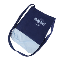 Small Foldable Designer Cotton Sling Bag