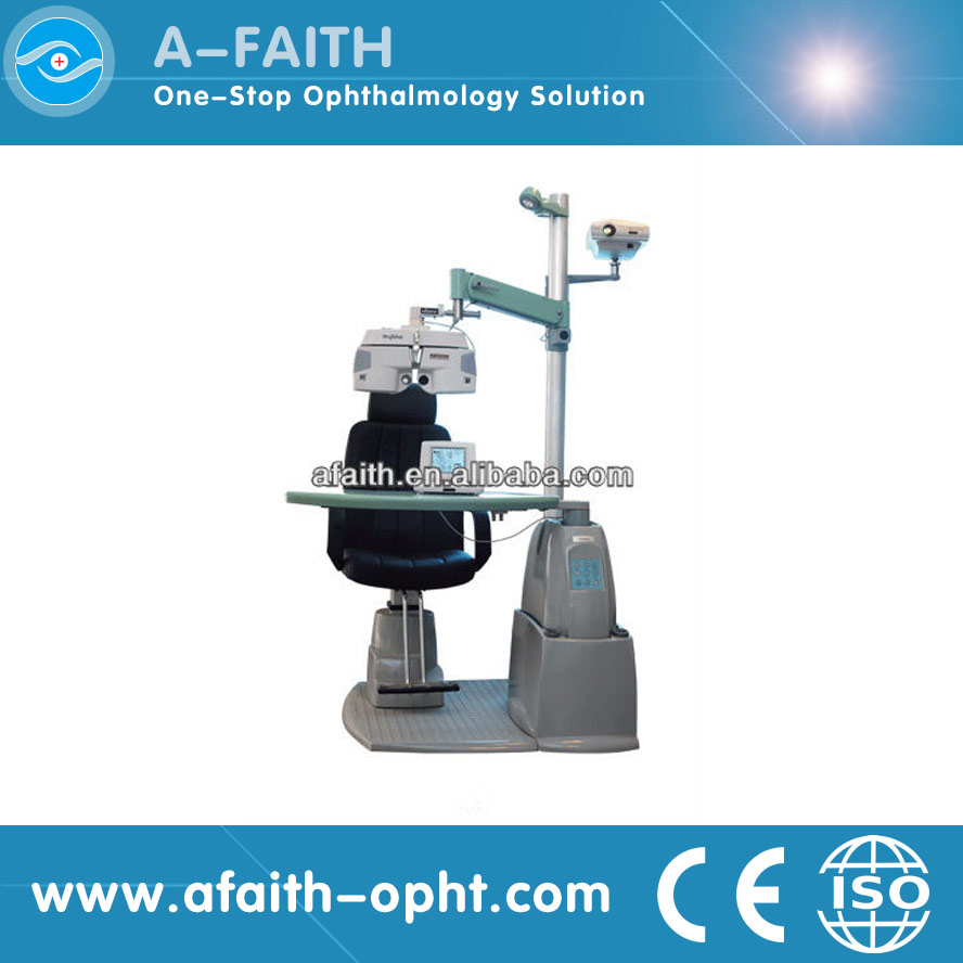 JF-G3100 Ophthalmic Unit & Ophthalmic Motorized Table