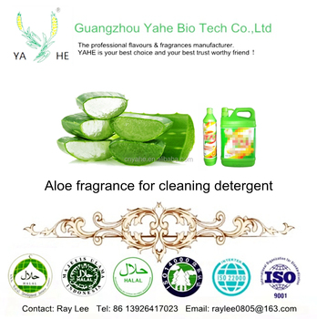 High concentrated Aloe fragrance oil purity liquid for cleaning detergent free sample from factory