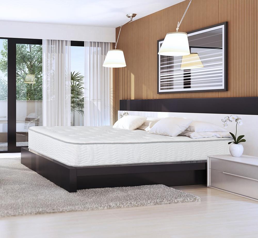 12 Inch HD Comfortable gel infused memory foam 5 zoned pocket spring mattress - Jozy Mattress | Jozy.net