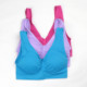 Hot genie bra hot sexy seamless sports bra for girl