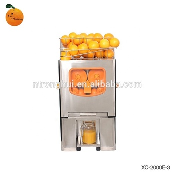 Fresh Orange Cheap Commercial Juicers For Sale With 304 Stainless Steel