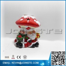Black santa claus christmas decorations