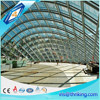 12mm thick building glass price for roof materials