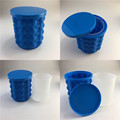 Silicone Ice Cube Maker Ice Cube Genie Ice Bucket Saving
