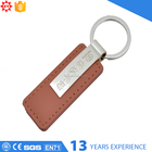 Offer free art work souvenir make leather keychain