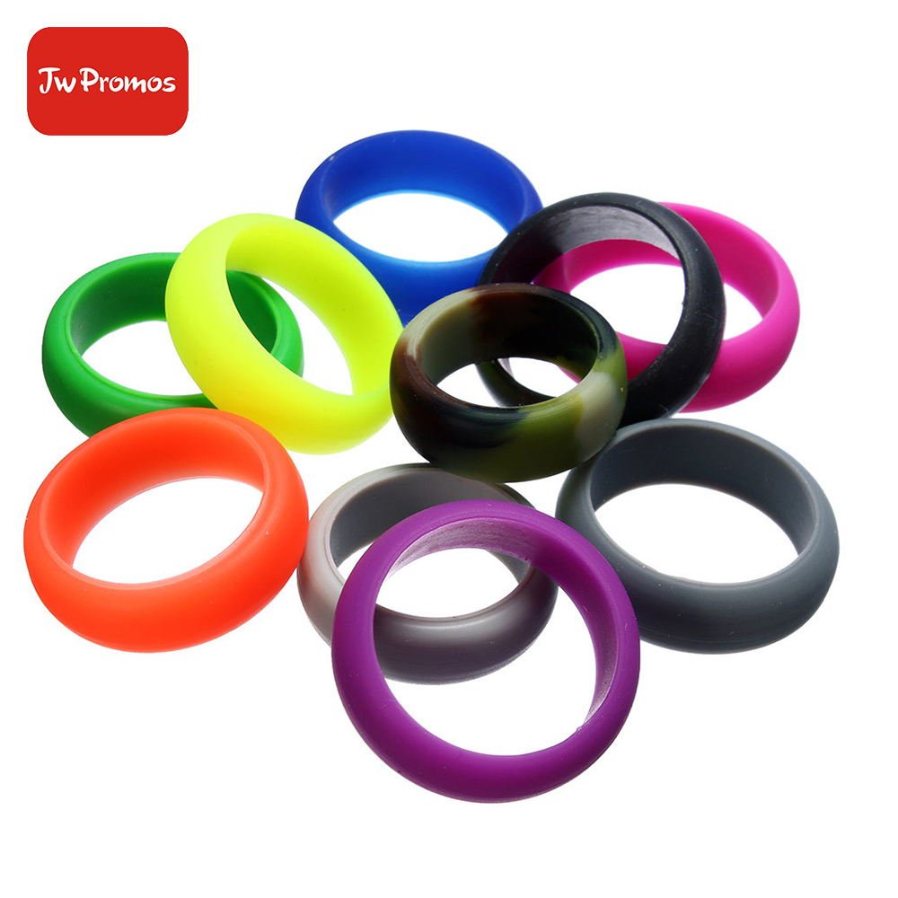 rubber wedding finger ring