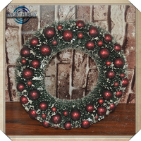 Low Cost High Quality Indian Christmas Decorations , wholesale Christmas Garland