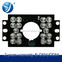 Ir illuminator 940nm CCTV Security Camera 80 Degree 5mm 18 LED Lamp IR Infrared Light Board