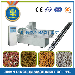 Stainless steel automatic dog food extrusion machine(DSE85)