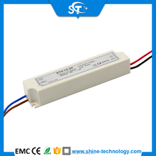 High quality 110 vac 220 vac 12 vdc 24 vdc waterproof led switching light power supply electronic driver transformer