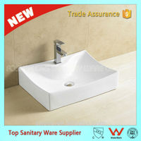 popular top ceramic surgical hand washing basin