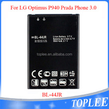 Competitive price Mobile phone Battery BL-44JR Replacement Battery For LG K2 KU5400 Optimus EX P940 Prada 3.0 SU540 SU880