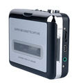 ezcap Portable USB Cassette Tape to MP3 CD converter Player Walkman Capture MP3 Audio Music Convert Tape Cassettes to MP3 Format