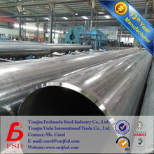 Full Sizes In Stock Factory Large Diameter Pipe Line, st37 steel material properties