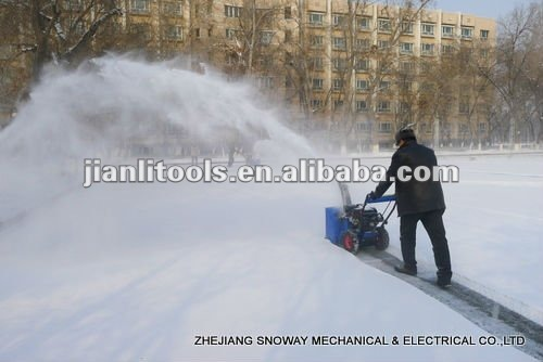 2014 GS/EPA APPROVAL 6.5HP ZONGSHEN SNOWBLOWER THROWER