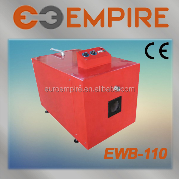 Factory price CE approved Big power heating system/hot water boiler/ waste oil boiler