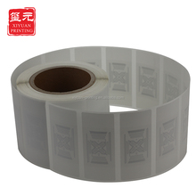 Factory convenient adhesive RFID label sticker for asset tracking
