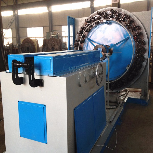 China Brand stainless steel flexible hose wire braiding machine