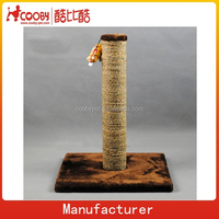 CT20 High quality New pet products cat tree cat condo plush sisal cat toys