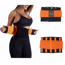 Men and women waist trianer slimming belt tummy slimming belt for weight loss