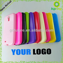 Factory supply, custom TPU case for glaxy S4,cheap cell phone cover