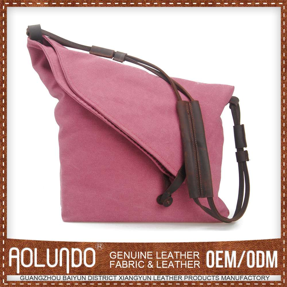 Factory Direct Price Oem Service Canvas & Leather Bags In Philippines