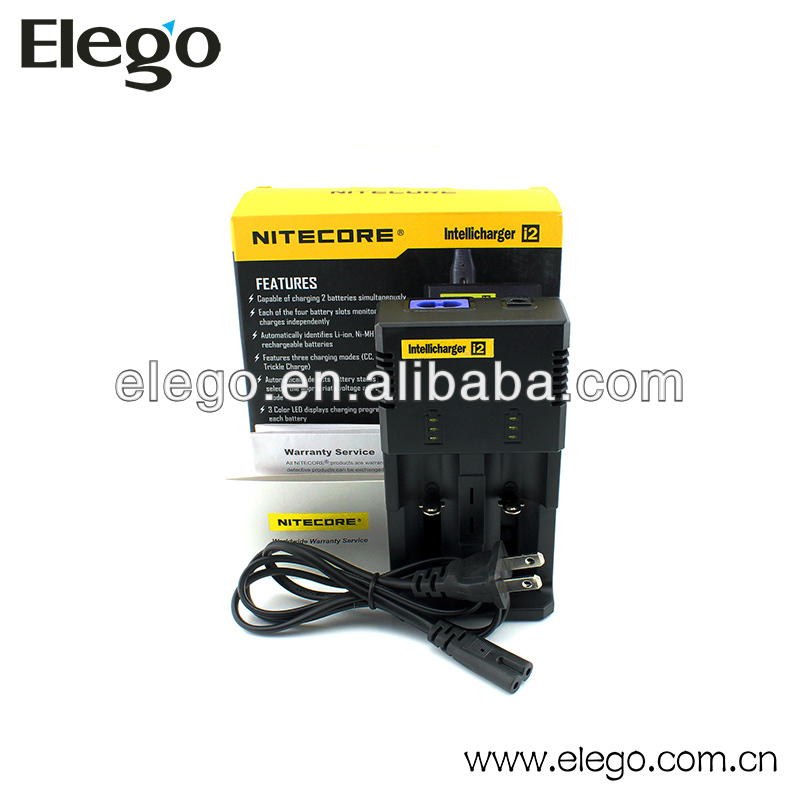 Top Quality Electronic Cigarette Wall Charger Trusfire Nitecore i2 Charger