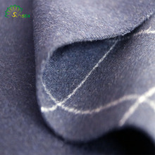 Amazon hot sale synthetic wool fabrics with long term service