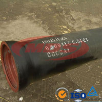 ductile iron fire pipe made in China