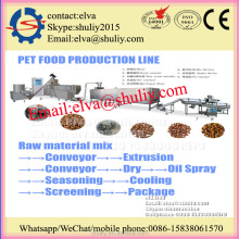 Turnkey Dog Treat Food Machine making machine