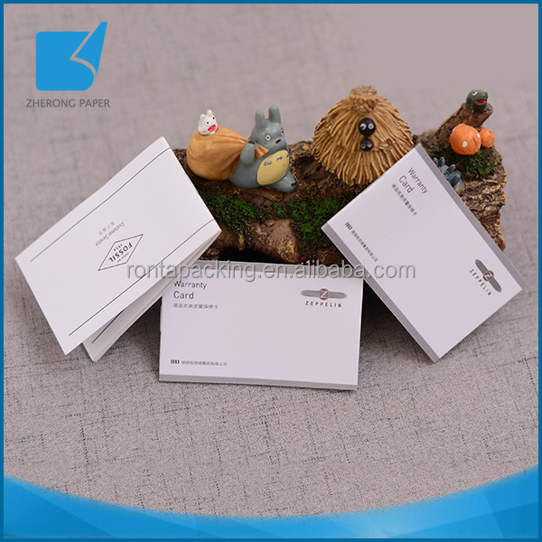Wholesale eco-friendly promotion reusable offset paper pamphlet printing