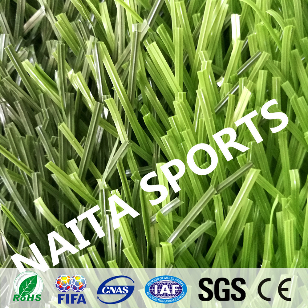 Chinese factory Artificial football grass turf indoor outdoor soccer field for sale