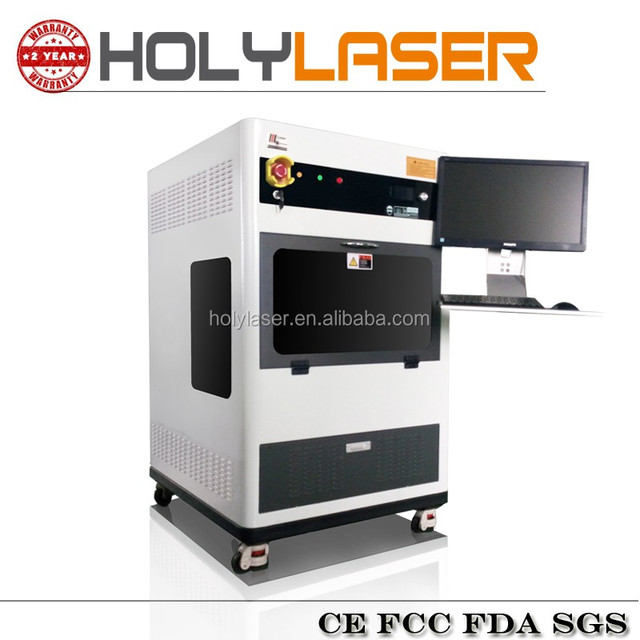 3d photo crystal laser engraving machine glass block christmas crystal gift engraving machine
