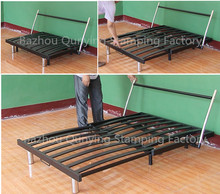 Best selling simple pull-out folding bed mechanism