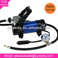 12v air compressor car tyre inflator / new product / 32mm cylinder (SZ-8056 HOT!!!)