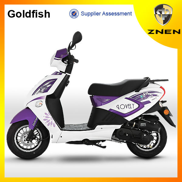 2017 Hot sale cheap scooter 50cc moped with EEC