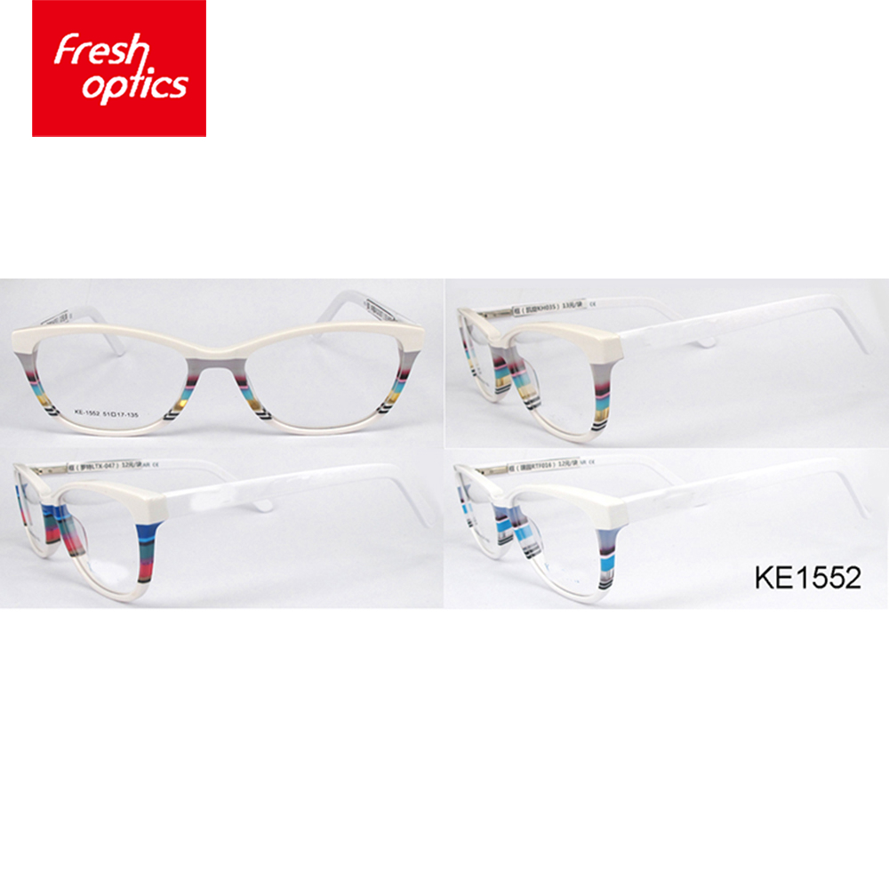 KE1552 new optics for children decorative fashion plastic glasses
