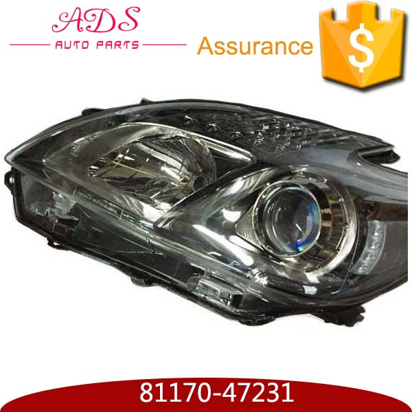 Car body parts front left LED head lamp for Toyota Prius NHW30 OEM:81170-47231