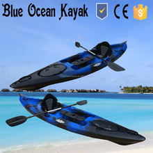 Fishing Kayak with adjustable paddle and Electric motor
